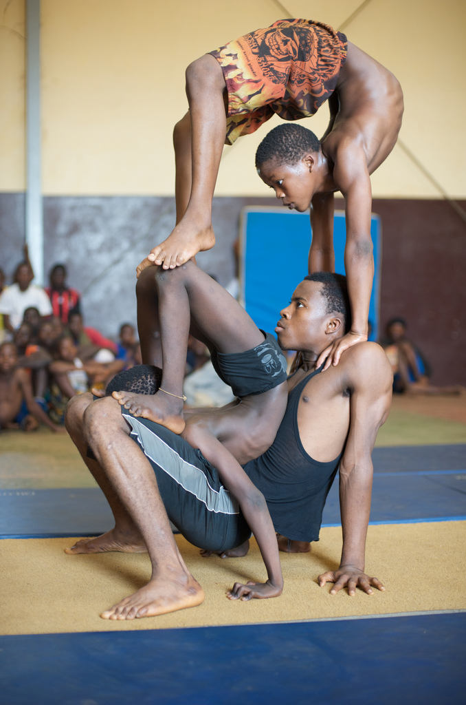 School for acrobats