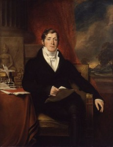 NPG 84,Sir Thomas Stamford Bingley Raffles,by George Francis Joseph