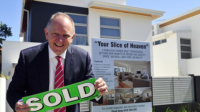 REIWA President David Airey - sold on land tax