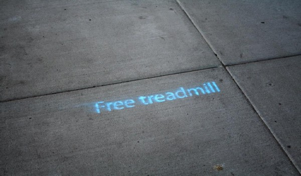 Free Treadmill - St. Paul