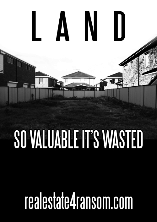 Land So Valuable