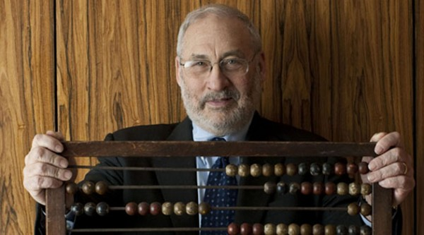 Economist, academic and author Joseph Stiglitz