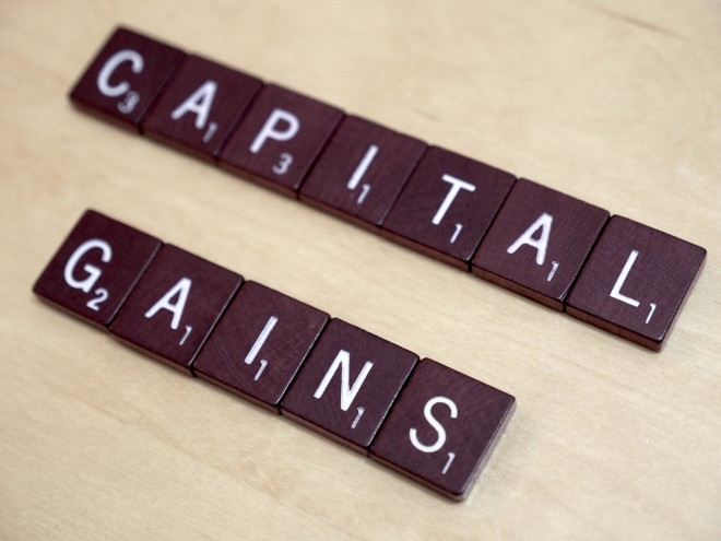 Budgeting for Capital Gains