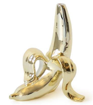 jonathan-adler-gold-banana-bud-vase
