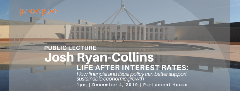 Josh Ryan Collins ACT Seminar: Life After Interest Rates