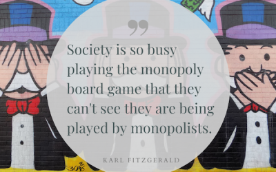 Monopoly Interests in the Pandemic