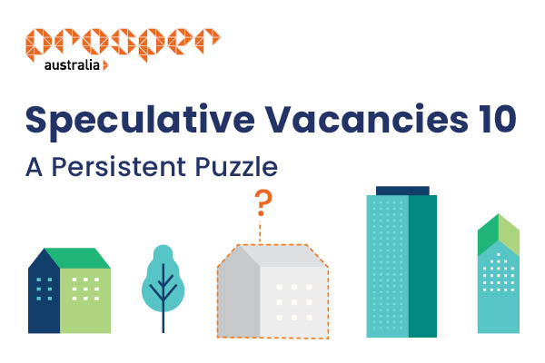 Report Presentation: Speculative Vacancies 10 – A Persistent Puzzle